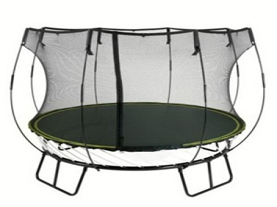 8FT Springless Trampoline