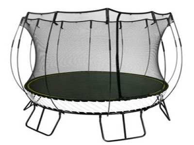 10FT Springless Trampoline