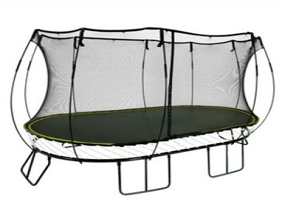 10x15FT Springless Trampoline